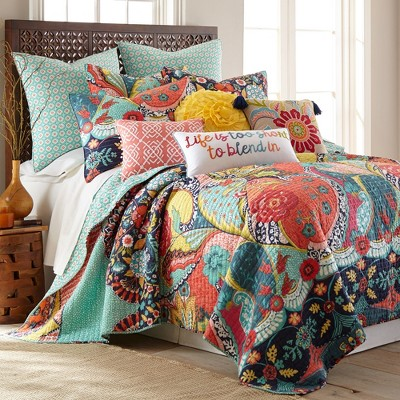 Jules Quilt and Pillow Sham Set - Levtex Home