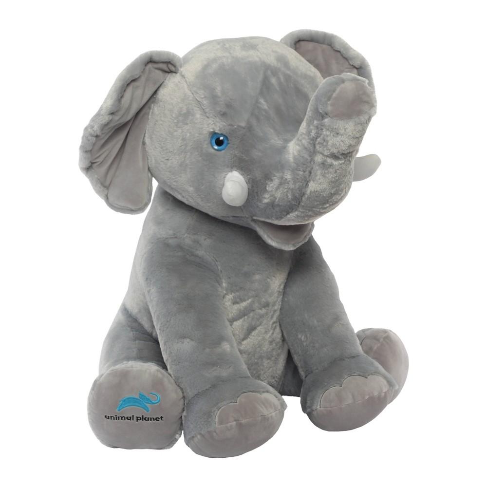 Animal Planet Giant Plush Elephant