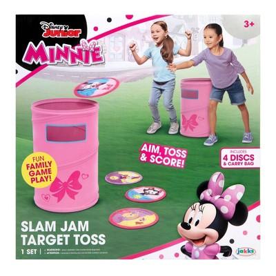 Minnie Mouse Slam Jam Target Toss