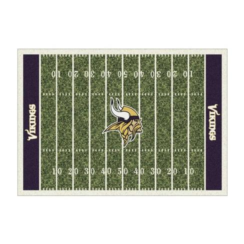 Nfl Minnesota Vikings 6 X8 Homefield