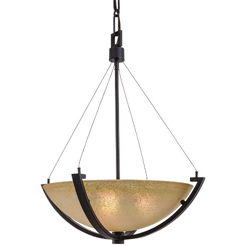 Minka Lavery ML 1182 3 Light Indoor Bowl Shaped Pendant from the Raiden Collection - image 1 of 1