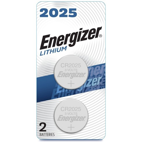 Energizer 2pk 2025 Batteries Lithium Coin Battery - image 1 of 2