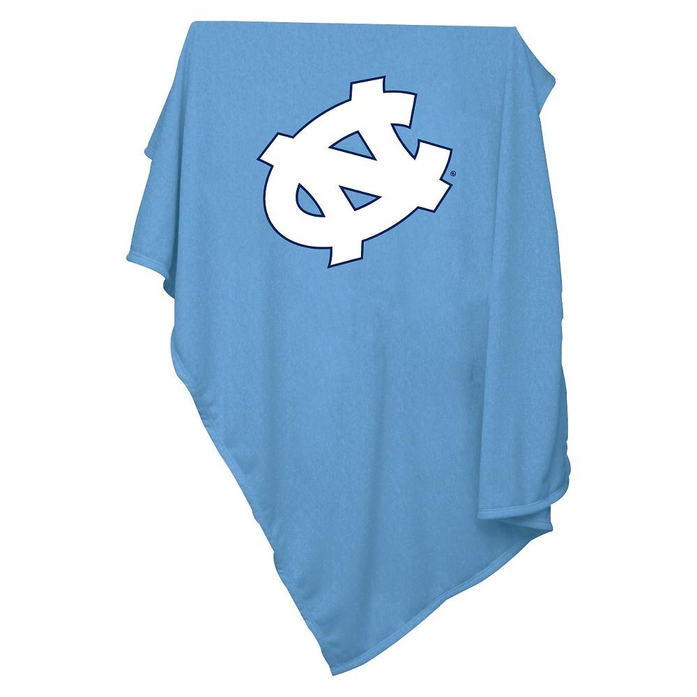 Ncaa North Carolina Tar Heels Sweatshirt Throw Blanket