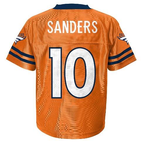 Denver Broncos Boys' Emmanuel Sanders Jersey XS : Target  supplier