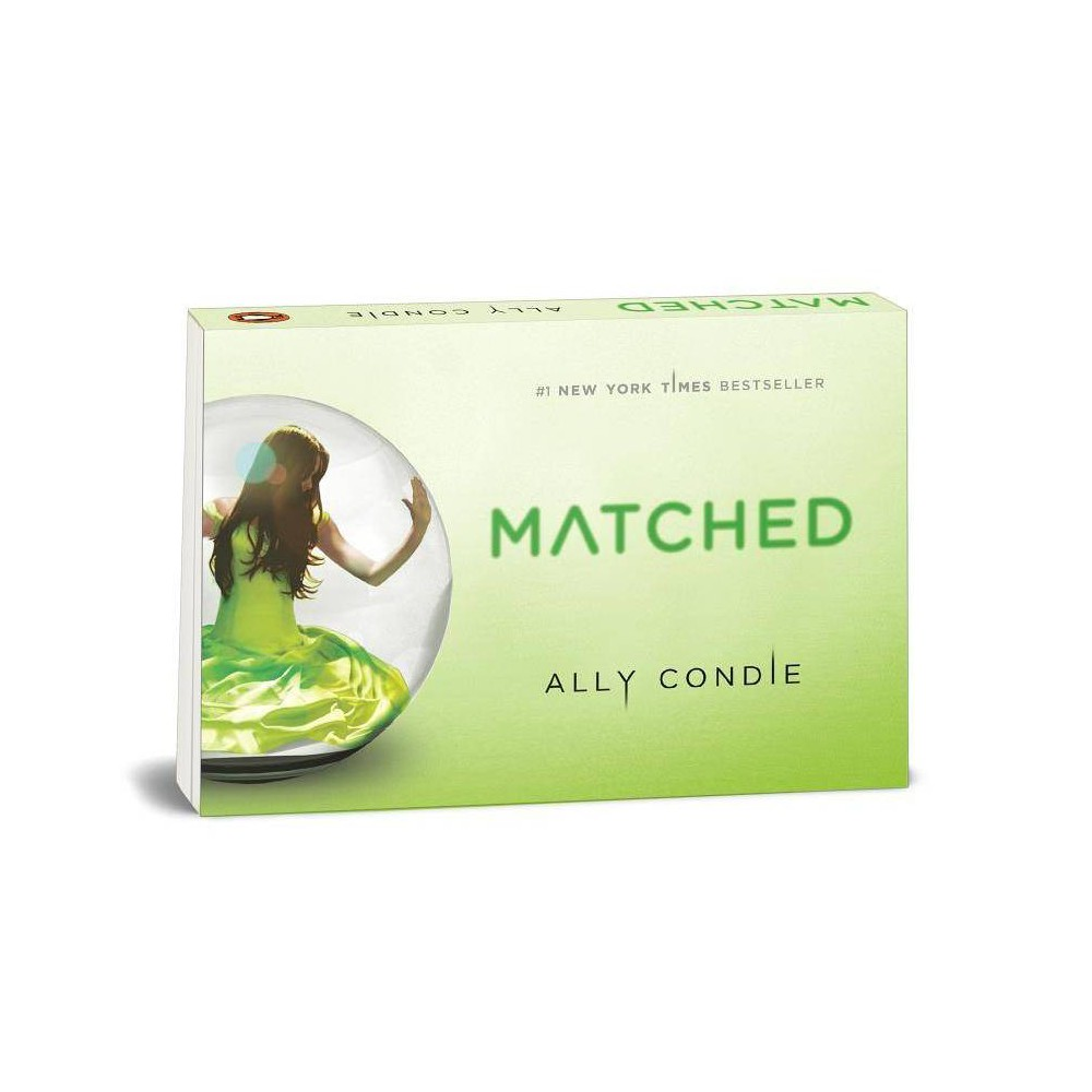 Penguin Minis Matched By Ally Condie Paperback