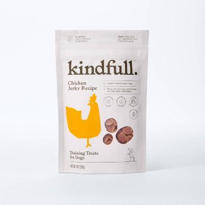 Chicken Jerky Recipe Training Dog Treats - 8oz - Kindfull™