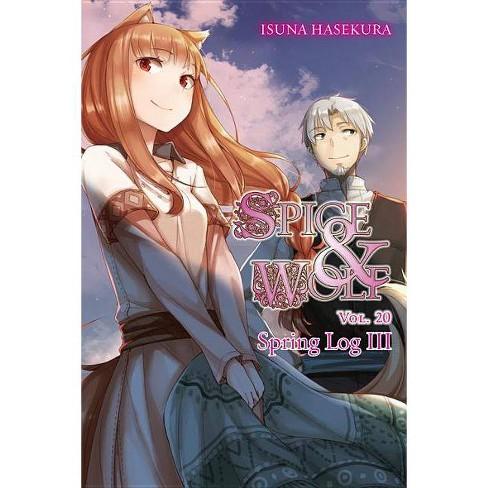 Spice and Wolf, Vol. 20 (Light Novel) - by  Isuna Hasekura (Paperback) - image 1 of 1