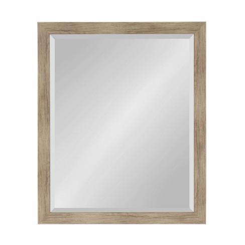 25 X 31 Beatrice Framed Wall Mirror, Mirror Framed Mirror Target