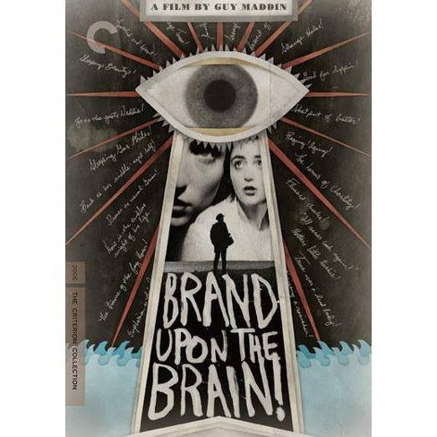 Brand Upon the Brain! (DVD) - image 1 of 1
