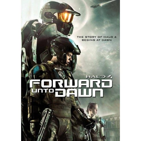 Halo 4 Forward Unto Dawn Dvd 2018 Target