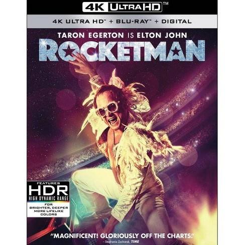 Rocketman (4K/UHD + Blu-Ray + Digital) - image 1 of 1