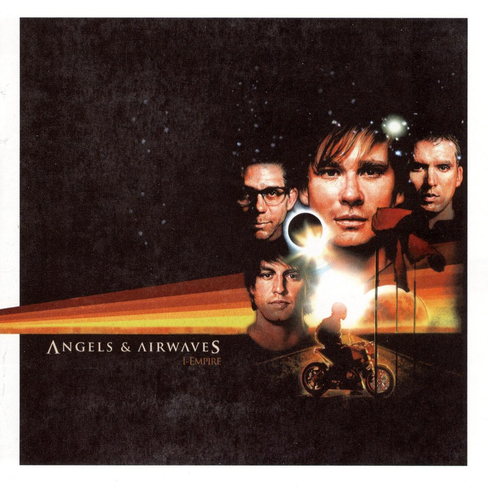 Angels And Airwaves - I Empire (Vinyl)