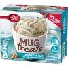 Betty Crocker Mug Treats Rainbow Chip Cake Mix - 4ct/13.9oz - image 3 of 3
