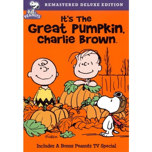 It's the Great Pumpkin, Charlie Brown (Deluxe Edition) - image 1 of 1