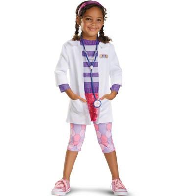 Doc McStuffins Disney Doc McStuffins Doc Deluxe Toddler Costume