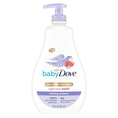 Baby Dove Calming Nights Body Wash - 20 fl oz