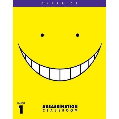 Assassination Classroom: The Complete First Season (Blu-ray) - image 1 of 1