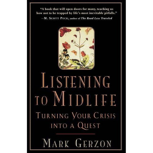 Listening to Midlife - by  Mark Gerzon (Paperback) - image 1 of 1