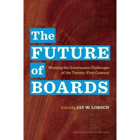 The Future of Boards - (Hardcover) - image 1 of 1