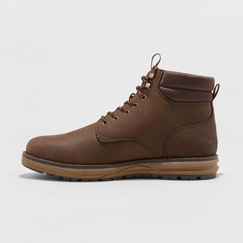 Men S Benjamin Casual Fashion Boots Goodfellow Co Brown Target