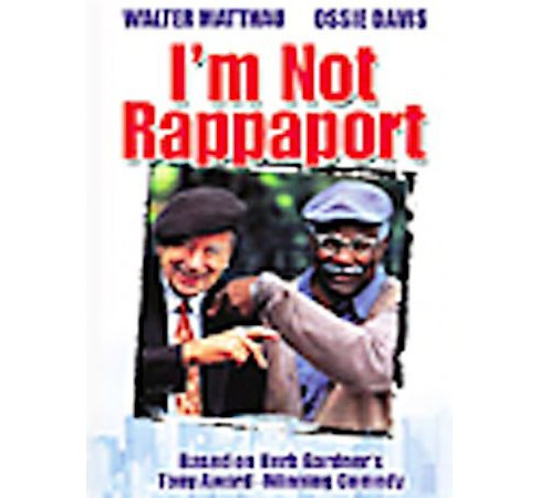 I'm Not Rappaport (DVD) - image 1 of 1