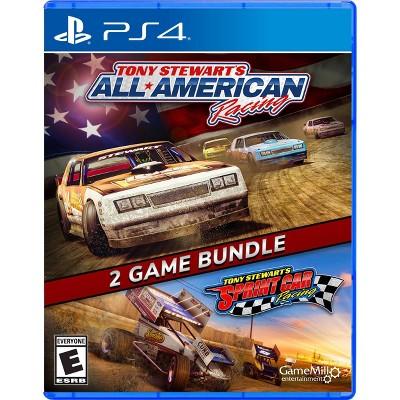 Tony Stewart's All American Racing Bundle - PlayStation 4