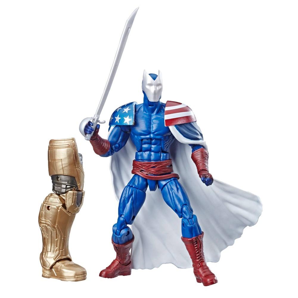 Hasbro Marvel Legends Series 6 Citizen V Figure