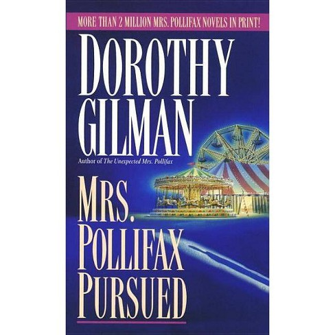 Mrs. Pollifax Pursued - by  Dorothy Gilman (Paperback) - image 1 of 1