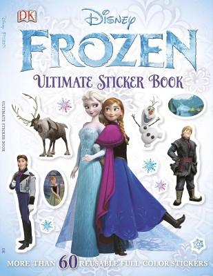 Ultimate Sticker Book: Frozen (Paperback) by Pamela Afram