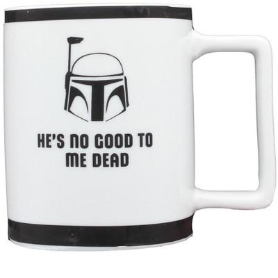 Seven20 Star Wars Imperial Porcelain Mug Boba Fett