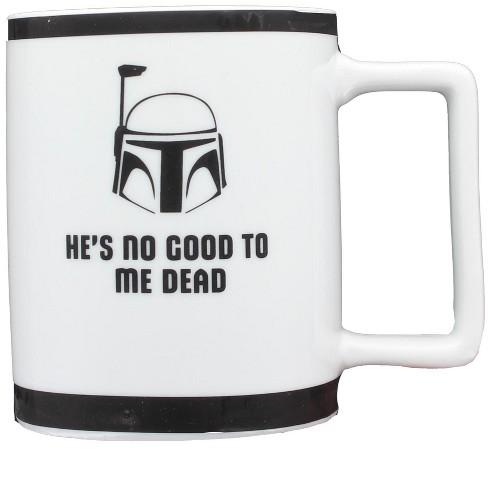 Seven20 Star Wars Imperial Porcelain Mug Boba Fett - image 1 of 3