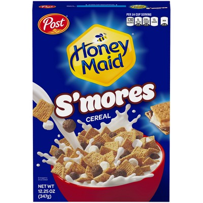 Breakfast Cereal: Honey Maid