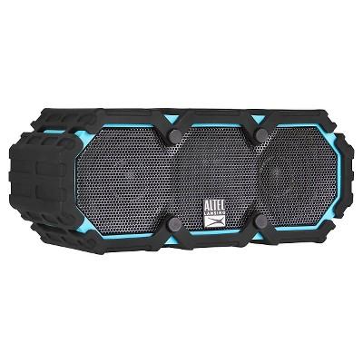 Altec Life Jacket 3 Bluetooth Waterproof Speaker - Black/Aqua
