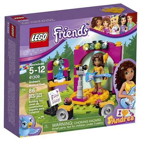 LEGO® Friends Andrea's Musical Duet 41309 - image 1 of 10