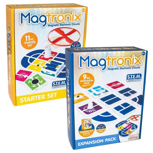 Junior Learning Magtronix Starter and Expansion Set - image 1 of 3