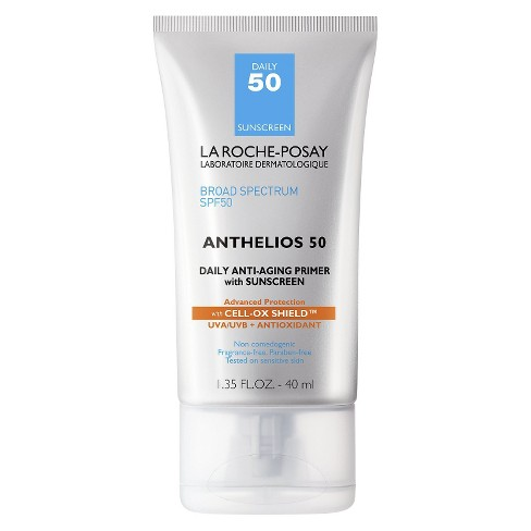 La Roche-Posay Anthelios Daily Anti-Aging Face Primer with Sunscreen - SPF 50 - 1.35 - image 1 of 3