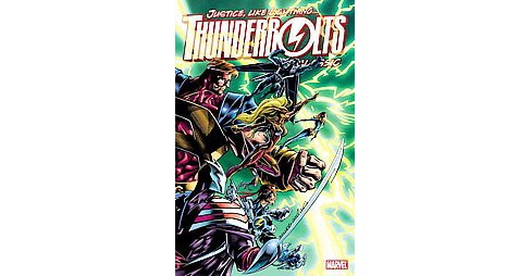 Thunderbolts Classic 1 (Reprint) (Paperback) (Kurt Busiek & Peter David) - image 1 of 1