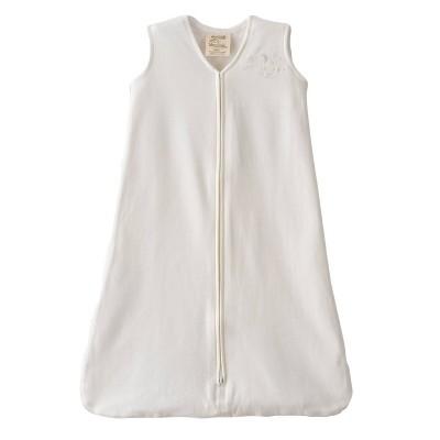 Halo Innovations Sleepsack 100% Cotton Wearable Blanket - Cream Newborn