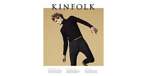 Kinfolk : The Adrenaline Issue (Vol 19) (Paperback) - image 1 of 1
