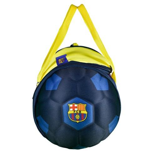 2f3cd852 La Liga FC Barcelona Collapsible Soccer Ball Lunch Bag : Target