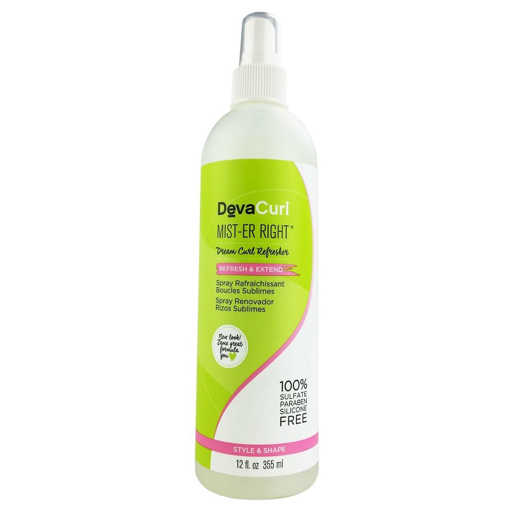 Image of DevaCurl Mist-er Right Curl Refresher - 12 fl oz