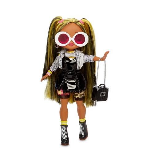 L.O.L. Surprise! O.M.G. Alt Grrrl Fashion Doll with 20 Surprises image number null