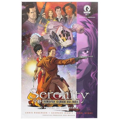 Dark Horse Comics Serenity: Firefly Class 03-K64 #1 Comic Book (Nerd Block Exclusive Cover)