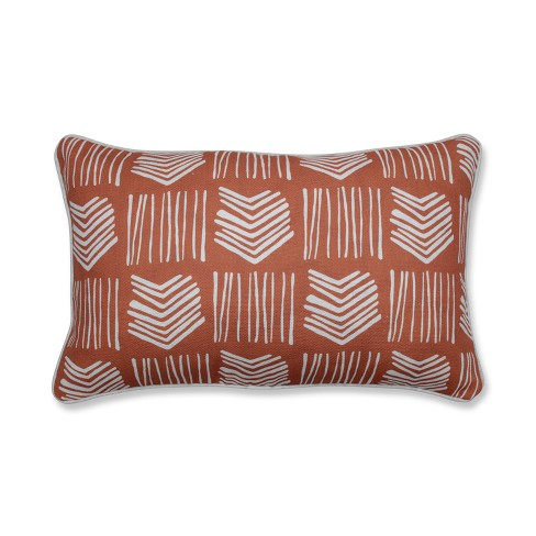 Whythe Coral Throw Pillow - image 1 of 1
