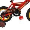 "Huffy Cars 12"" Kids' Bike - Red - image 2 of 4"