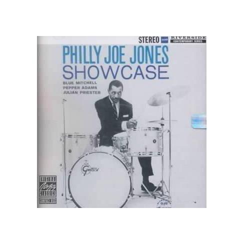 Philly Joe Jones - Showcase (CD) - image 1 of 1