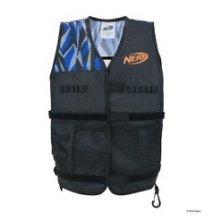 NERF Elite Tactical Vest, toy blasters