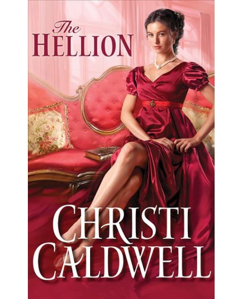 Hellion -  Unabridged (Wicked Wallflowers) by Christi Caldwell (CD/Spoken Word) - image 1 of 1