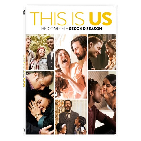 This Is Us Season 2 (DVD)