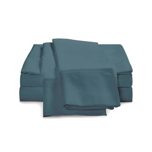 eLuxury Percale Cotton Sheet Set - image 1 of 1